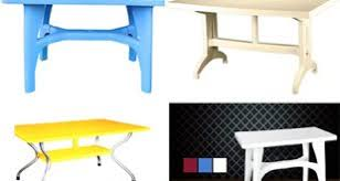 میز پلاستیکی ساده و شیک