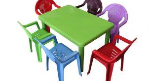 صندلی پلاستیکی کودک زیبا