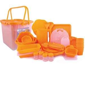 عرضه انواع انواع سرویس پلاستیکی