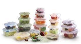 ظروف پلاستیکی بهداشتی