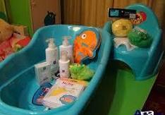 لوازم بهداشتی پلاستیکی نوزاد