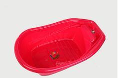 لوازم بهداشتی پلاستیکی حمام نوزاد