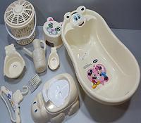 سرویس بهداشتی پلاستیکی نوزاد
