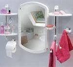 انواع اکسسوری پلاستیکی سرویس بهداشتی