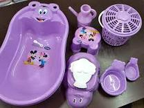 ست پلاستیکی بهداشتی سیسمونی کودک
