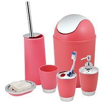 ست پلاستیکی سرویس بهداشتی