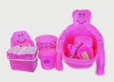وسایل پلاستیکی حمام کودک