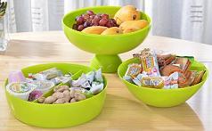 ظروف پلاستیکی رنگی خانگی