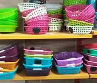 ظروف پلاستیکی ارزان قیمت خانگی