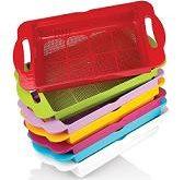 محصولات پلاستیکی رنگی مدرن