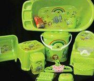 لوازم و ملزومات پلاستیکی حمام نوزاد