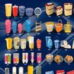 ظروف پلاستیکی مرغوب