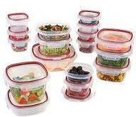 ظروف پلاستیکی نگهدارنده
