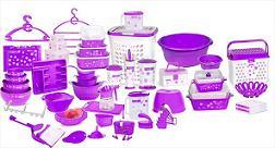 محصولات پلاستیکی آشپزخانه جهیزیه عروس