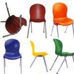 صندلی های پلاستیکی اداری