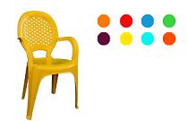 صندلی پلاستیکی ساده مرغوب