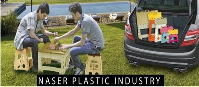 خرید میز پلاستیکی تاشو