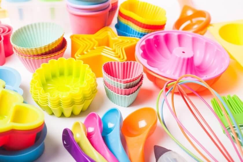 بورس لوازم آشپزخانه پلاستیکی