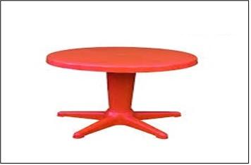 قیمت میز گرد پلاستیکی