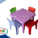 صندلی پلاستیکی کودک