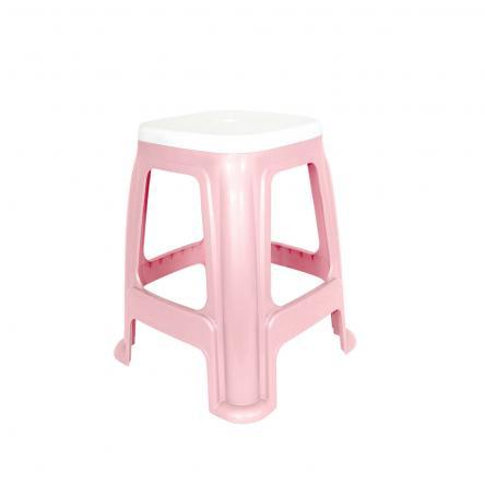 چهارپایه پلاستیکی طرح دار