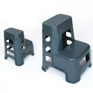 چهار پایه پلاستیکی پله دار